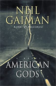 "Cover of ""American Gods: A Novel"""
