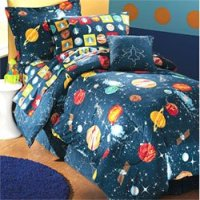 Boys Bedding Sets Twin Planets - Pics about space