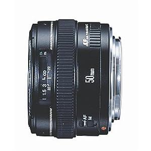Canon EF 50mm f1.4 USM Standard & Medium Telephoto Lens for Canon SLR Cameras