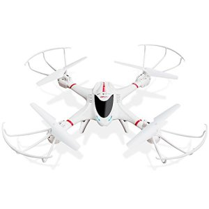 DBPOWER-MJX-X400W-FPV-Drone-with-Wifi-Camera-Live-Video-Headless-Mode-24GHz-4-Chanel-6-Axis-Gyro-RTF-RC-Quadcopter-Compatible-with-3D-VR-Headset