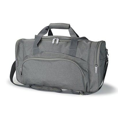 DALIX-Signature-Travel-or-Gym-Duffle-Bag-in-Gray