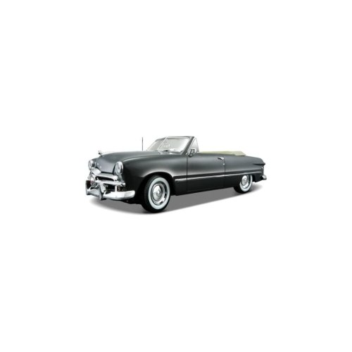 small resolution of 1949 ford convertible gray diecast car model 118