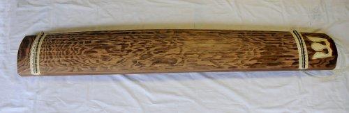 調弦済 十三絃 箏 琴 極上木目 総角作り 演奏会用 口前袋、ゆたん、琴柱、琴柱箱つき