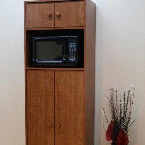 pantry cabinet microwave pantry cabinet with microwave insert color white