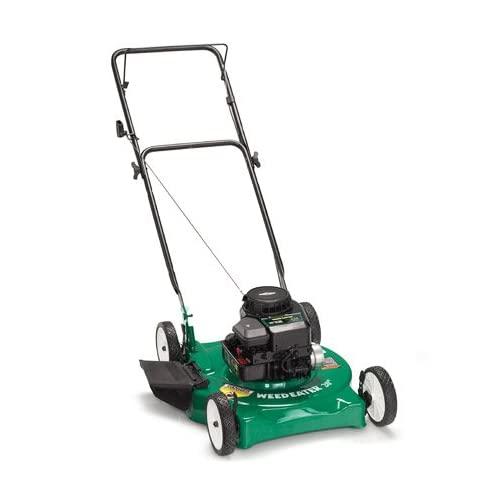 Lawn Mower Diagram And Parts List For Weedeater Walkbehindlawnmower