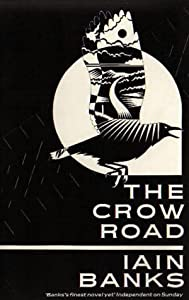 "Cover of ""The Crow Road"""