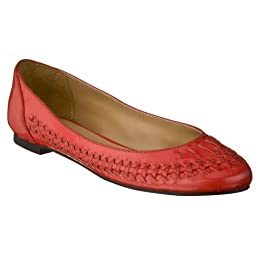 Product Image Mossimo Supply Co. Coral Olive Ballet Flat - 11.0