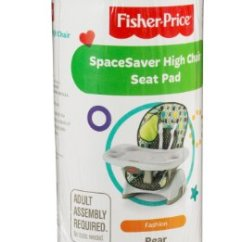 Fisher Price Spacesaver High Chair Cover Wooden Seat Pad Pear Hjdfhfghgfj Check Now