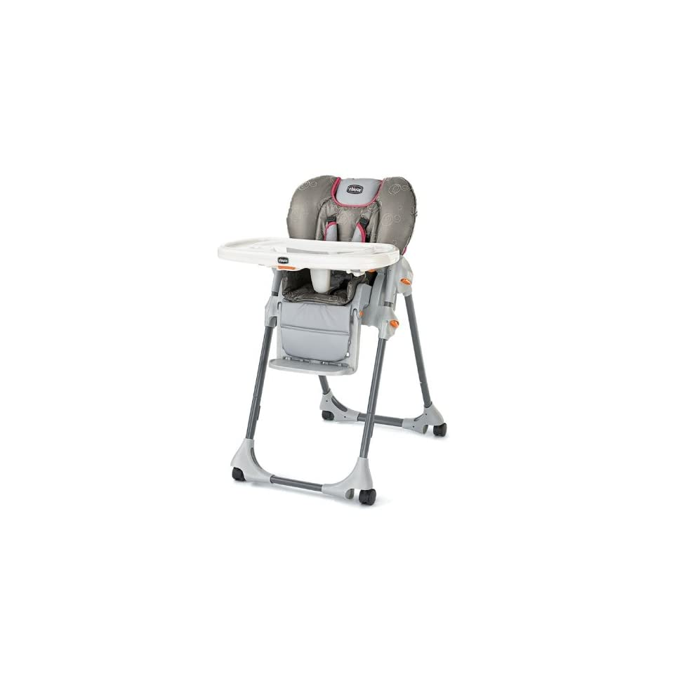 Chicco Polly High Chair Zest Chicco Polly High Chair Foxy On Popscreen