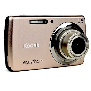 Kodak EasyShare M532 14 MP Digital Camera with 4x Optical Zoom and 2.7-Inch LCD - Champagne