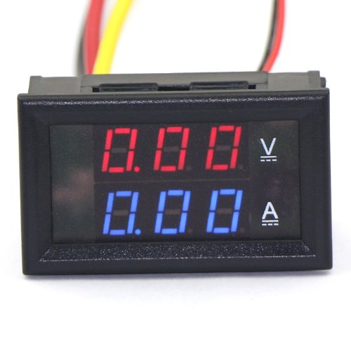 Drok Volt Ammeter Wiring Diagram