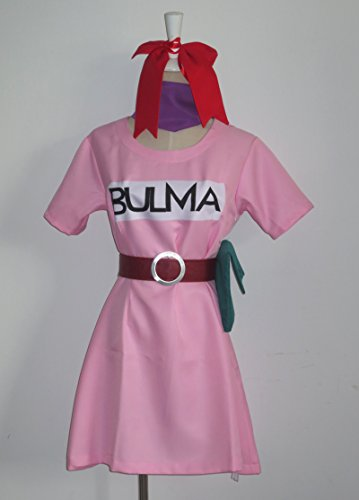 Cosplaygalaxy Anime Dragonball Z Bulma Cosplay Costume