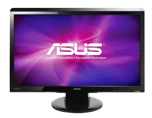 Asus VH242H 23.6-Inch Full-HD LCD Monitor with Integrated Speakers