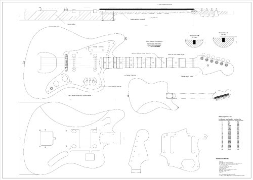 Fender Lead Ii Wiring Diagram Fender Stratocaster Wiring