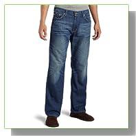 Carhartt Men's Series 1889 Loose Fit Jean,Medium Worn,32W x 32L