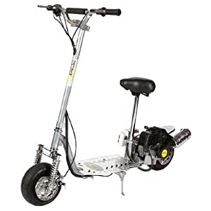 Gas Scooters For Sale: The Gas 2007 XG-499 (Includes 2007
