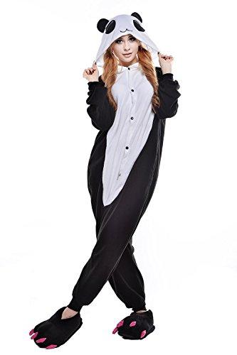 Tier Pyjamas Schlafanzug Jumpsuit Kigurumi Tierkostüme Katze