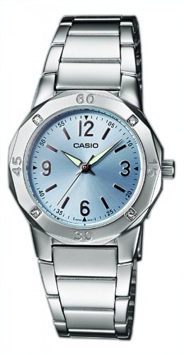 Casio Collection Damen-Armbanduhr Analog Quarz LTP-1301D-2AEF