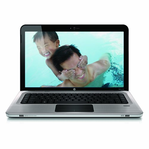 HP Pavilion dv6-3150us 15.6-Inch Laptop PC – Up to 4.5 Hours of Battery Life (Argento)