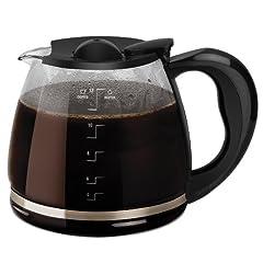 Black & Decker GC3000B 12-Cup Replacement Carafe Black