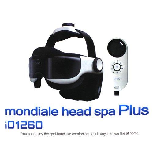 breo mondiale hesd spa Plus(モンデール・ヘッドスパプラス) iD1260 iD1260