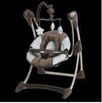 @# Reviews Graco Silhouette Swing