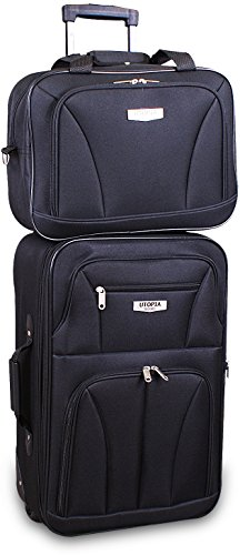Carry On Luggage Set Fabric Light Weight by Utopia Home - Best ...