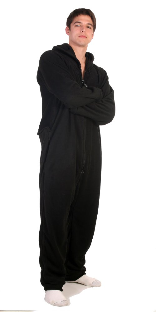 Forever Lazy Men's Adult Onesie