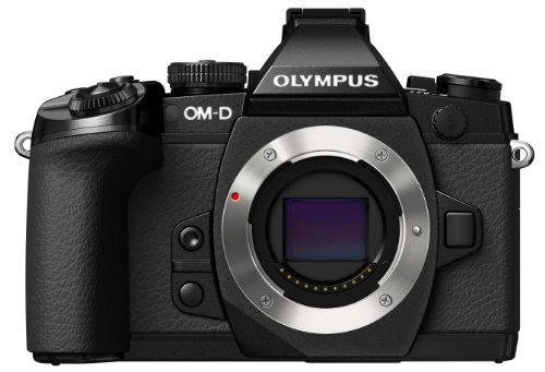OLYMPUS ミラーレス一眼 OM-D E-M1ボディ ブラック 防塵 防滴 OM-D E-M1 BODY BLK