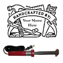 Custom Logo Branding Iron