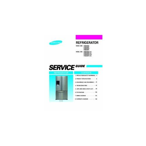 small resolution of samsung rf268abrs xaa service manual and rf268abrs xaa service manual