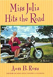 "Cover of ""Miss Julia Hits the Road"""
