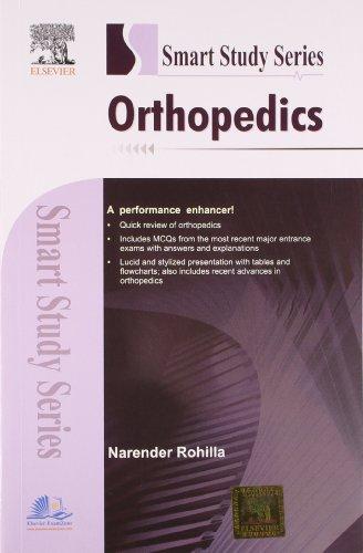 Smart Study Series Orthopedics