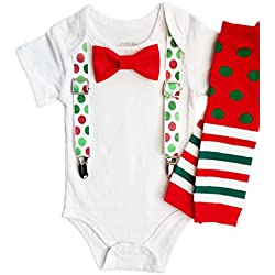 Baby's First Christmas Outfits | Christmas Decoration Inspiration