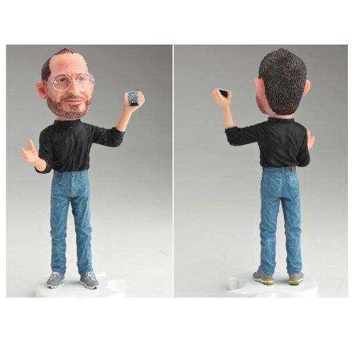 スティーブ・ジョブズ/Steve Jobs フィギュアレジン製塗装済完成品apple アップル