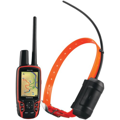 Garmin Astro 320 GPS Tracker for Sporting Dogs (Bundle, US)