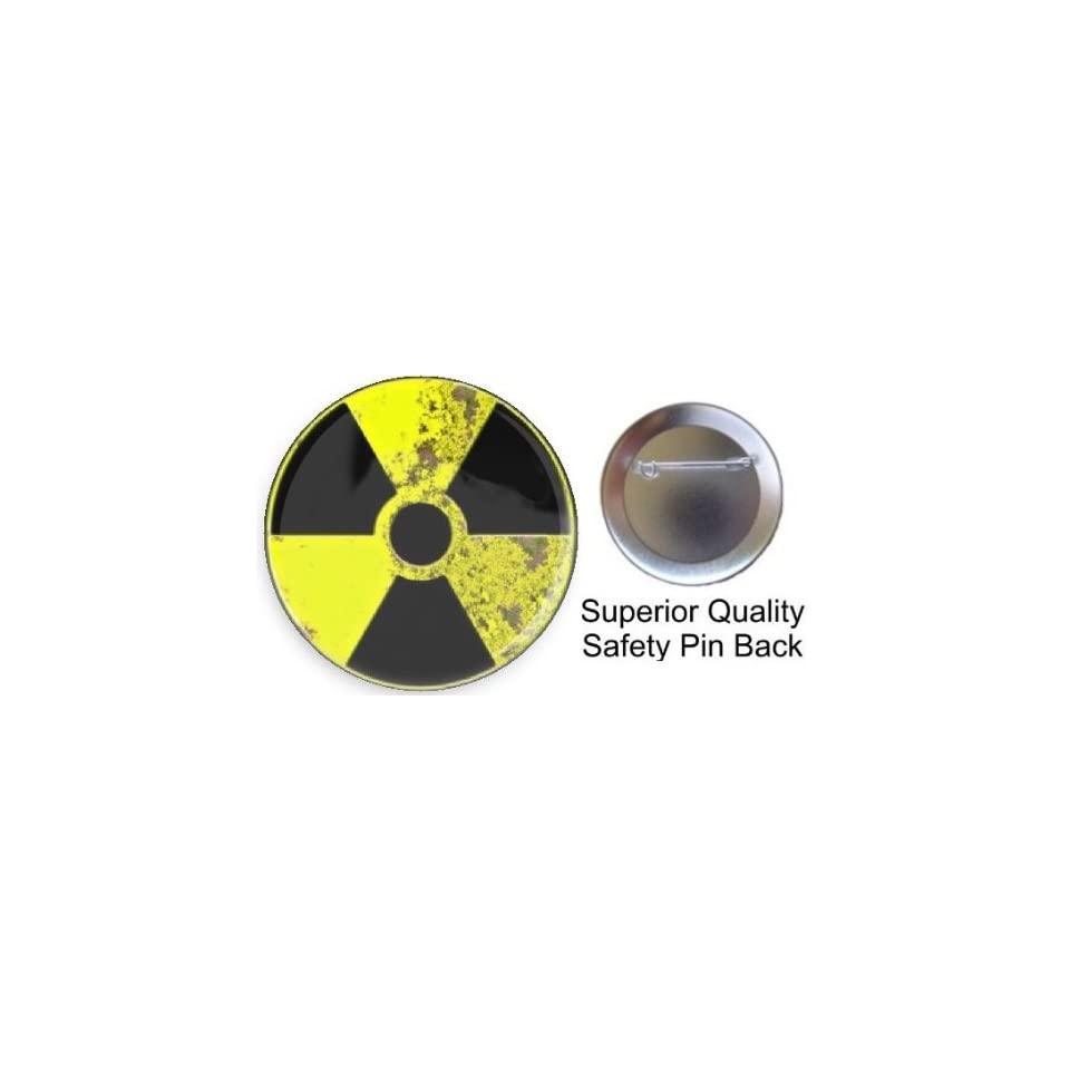 medium resolution of nuke zone fallout shelter 1 5 pin back button made in usa