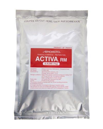 Ajinomoto Activa RM Transglutaminase - 1kg (2.2 pounds) | eBay