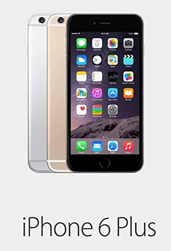 Apple Iphone 6 Plus 16GB Silver - Factory Unlocked GSM