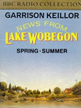 "Cover of ""News from Lake Wobegon: Spring/..."