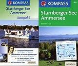 Starnberger See, Ammersee: Wandern / Rad / Reiten. GPS-genau. 1:50.000