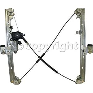 WINDOW REGULATOR chevy chevrolet SILVERADO PICKUP 99-04