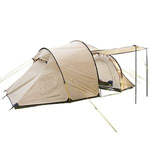 Skandika Dijon 4 Man Tent - Sand