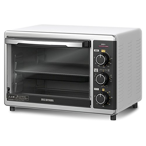 アイリスオーヤマ コンベクションオーブン ホワイト PFC-D15A-W