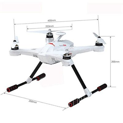 Sangdo-Scout-X4-GPS-Single-RC-BNF-QuadcopterGround-Station-Airplane-Version-1