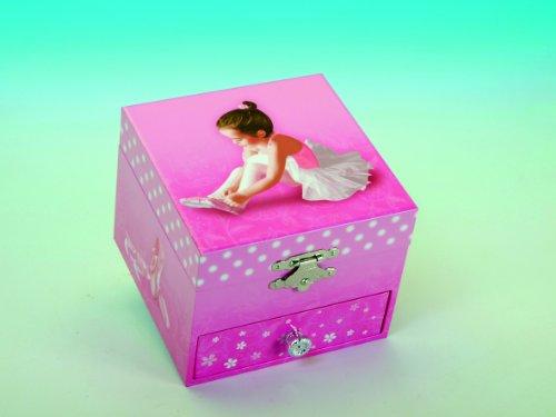 Comparamus Musicbox Kingdom 22120 Ballerina Musical