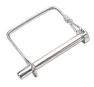 Amazon.com: Galvanized Trailer Coupler Locking Pin, 1/4