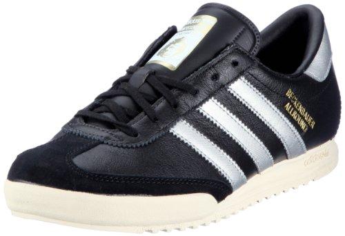 Adidas Beckenbauer Lo Sneaker 11,5 black/metallic silver