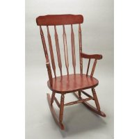 Order Gift Mark Adult Rocking Chair, Cherry - Automotive ...