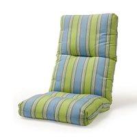 Amazon.com - Tufted High Back Dining Chair Cushion - Chair ...